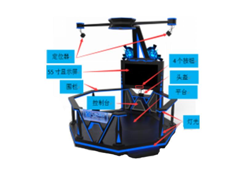 BA-DZ-VR01 VR Experience Platform