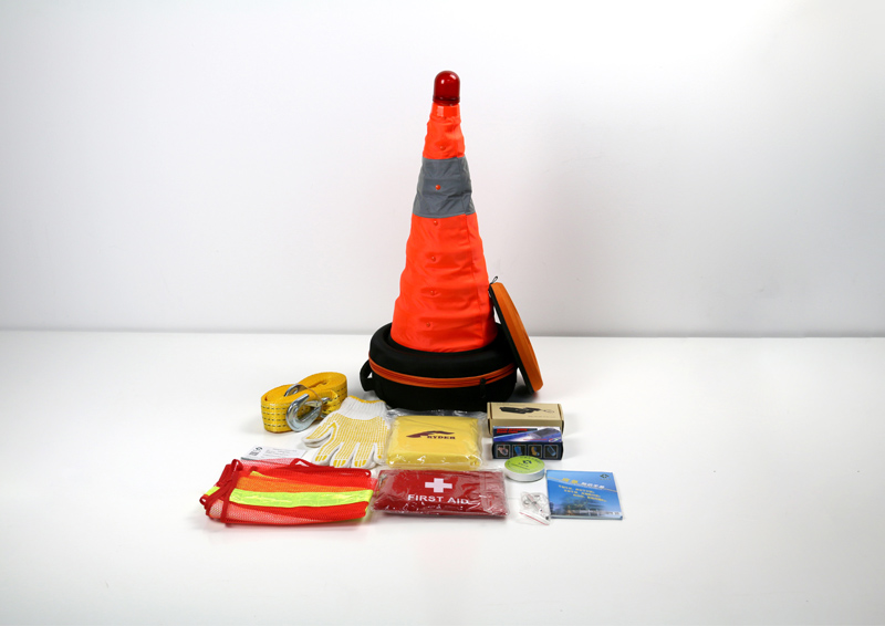 BA-YJB-CZ-B Emergency Kit B for Car Use (Standard)