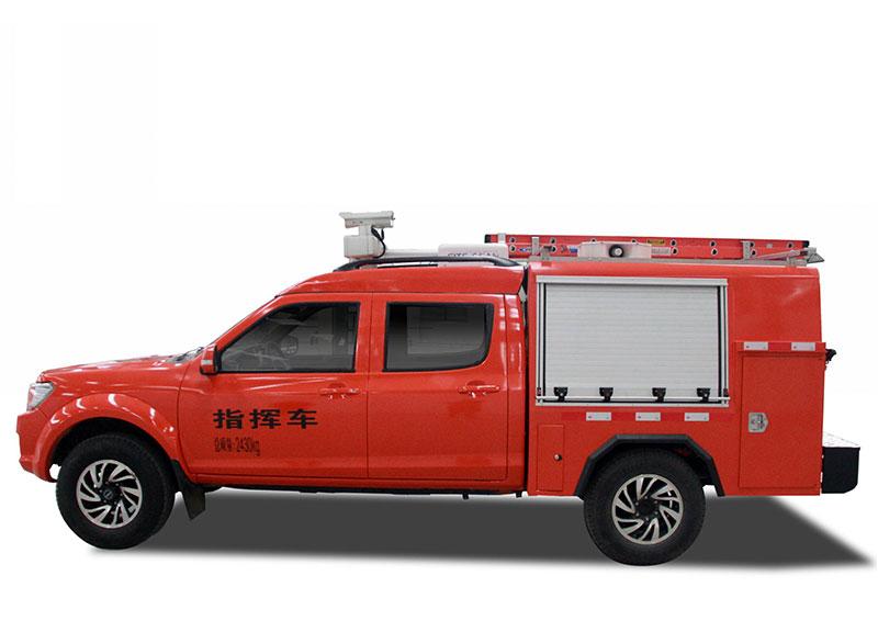 Rui Qi Emergency Command Vehicle (Manual Two-Wheel Drive)