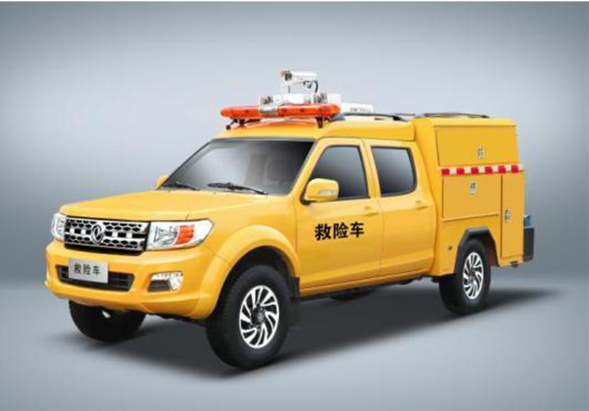 Rui Qi Multifunctional Rescue Vehicle(Manual Two-Wheel Drive, Four-wheel Drive)