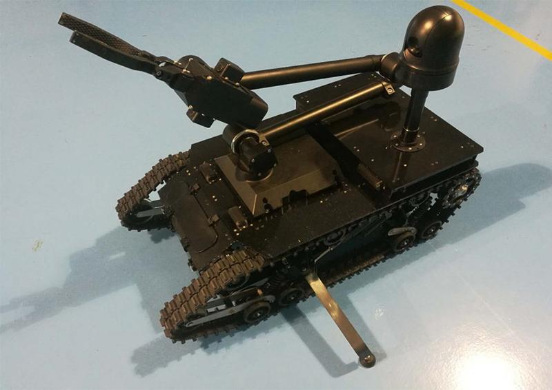 BA-JQR-PB EOD robot