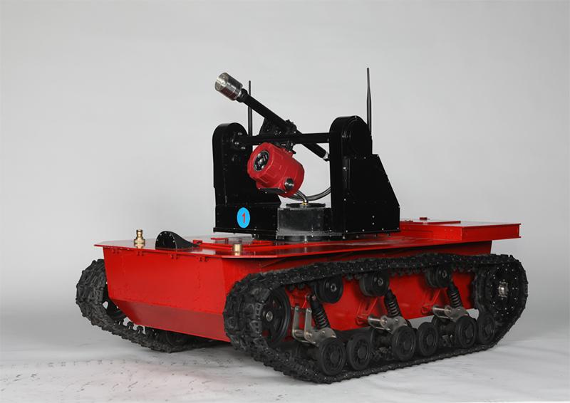BA-JQR-XF fire-fighting robot