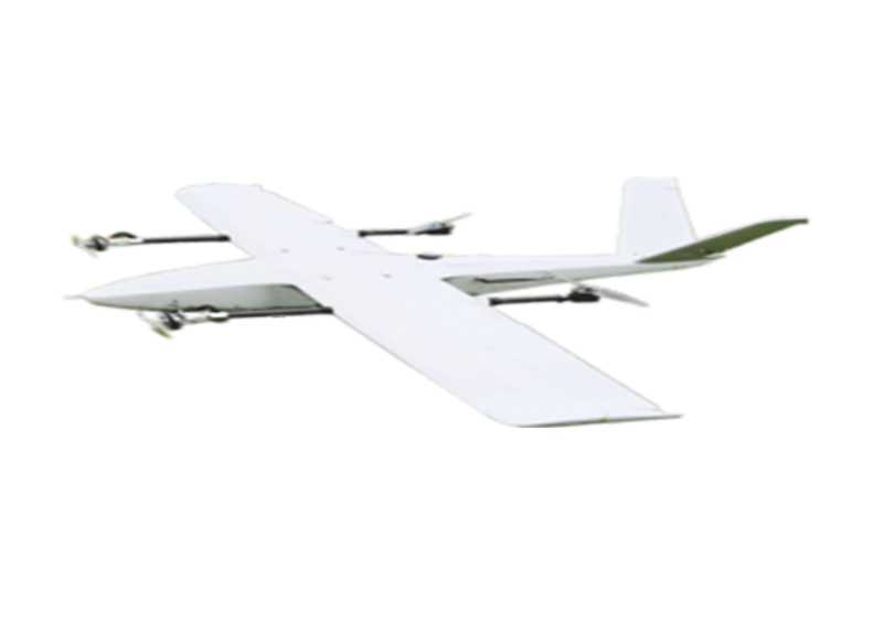 BA-WRJ-FH-2600 Vertical take-off and landing fixed-wing UAV