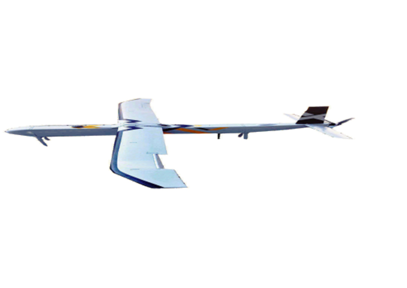 BA-WRJ-FH-2500K Vertical take-off and landing fixed-wing UAV