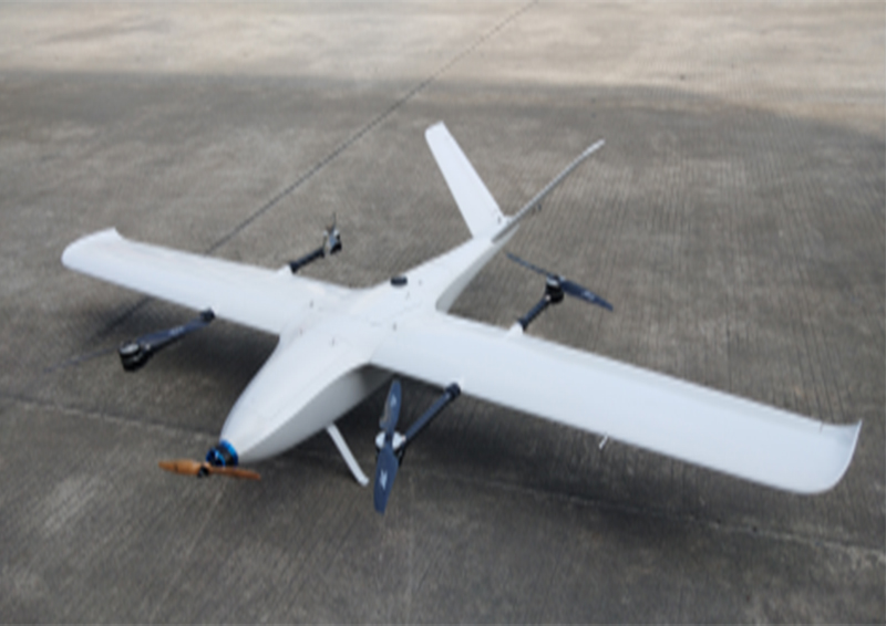 BA-WRJ-GD-3300Y Vertical take-off and landing compound wing UAV