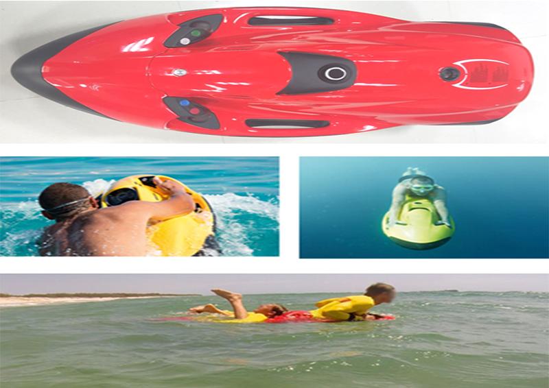 BA-15  Portable water lifeboat